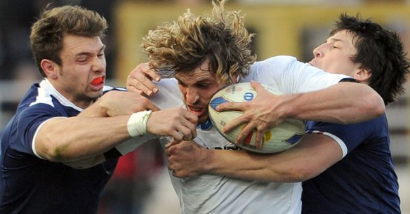 Six Nations, Italy-France 22-21